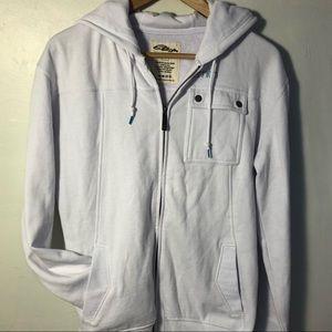 Smith zip up hoodie